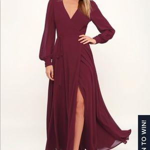Lulus My Whole Heart Dress